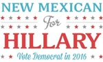 New Mexican for Hillary