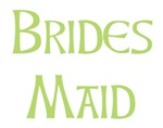 Sherbet Bridesmaid