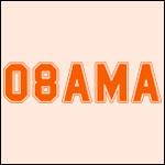 08BAMA Barack Obama 2008