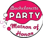 Pink Funk Bachelorette Party (Matron of Honor)