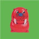 Retro Vintage Walrus Toy Prints and Gifts