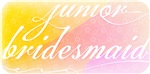 Lavish Luxe Jr Bridesmaid Gifts and Apparel