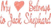 My Heart Belongs to Jack Shephard