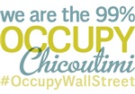 Occupy Chicoutimi T-Shirts