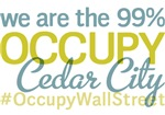 Occupy Cedar City T-Shirts