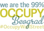 Occupy Beograd T-Shirts