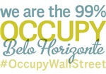 Occupy Belo Horizonte T-Shirts