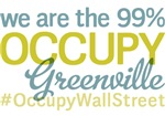 Occupy Greenville T-Shirts