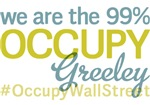 Occupy Greeley T-Shirts