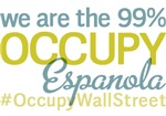 Occupy Espanola T-Shirts