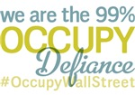 Occupy Defiance T-Shirts