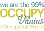 Occupy Vilnius T-Shirts
