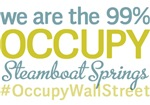 Occupy Steamboat Springs T-Shirts