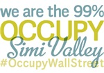 Occupy Simi Valley T-Shirts