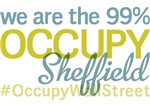 Occupy Sheffield T-Shirts