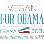 Vegan For Obama