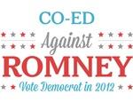 Co-Ed Against Romney