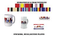 Afghanistan & Iraq Campaign Veteran
