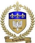 LAGACHETTE Family Crest