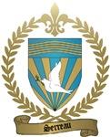 SERREAU Family Crest