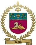 LECLAIR Family Crest