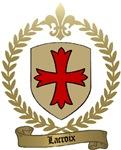 LACROIX Family Crest