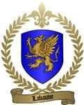 LABAUVE Family Crest