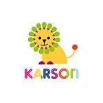 Karson Loves Lions