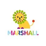 Marshall Loves Lions