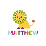 Matthew Loves Lions