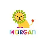 Morgan Loves Lions