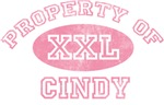Property of Cindy