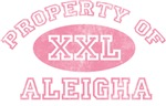 Property of Aleigha