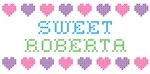 Sweet ROBERTA
