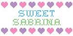 Sweet SABRINA