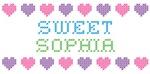 Sweet SOPHIA