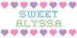 Sweet ALYSSA