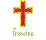 Francine Bubble Cross