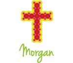 Morgan Bubble Cross