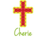 Cherie Bubble Cross