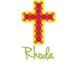 Rhoda Bubble Cross