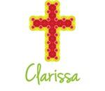 Clarissa Bubble Cross