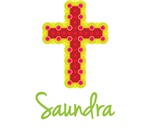 Saundra Bubble Cross