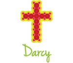 Darcy Bubble Cross