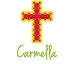 Carmella Bubble Cross