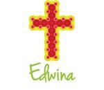 Edwina Bubble Cross