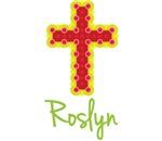 Roslyn Bubble Cross