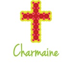 Charmaine Bubble Cross