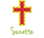 Suzette Bubble Cross
