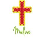 Melva Bubble Cross